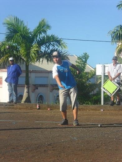 GUILLAUME HOARAU (ABRDC) CHAMPION TETE A TETE 2012