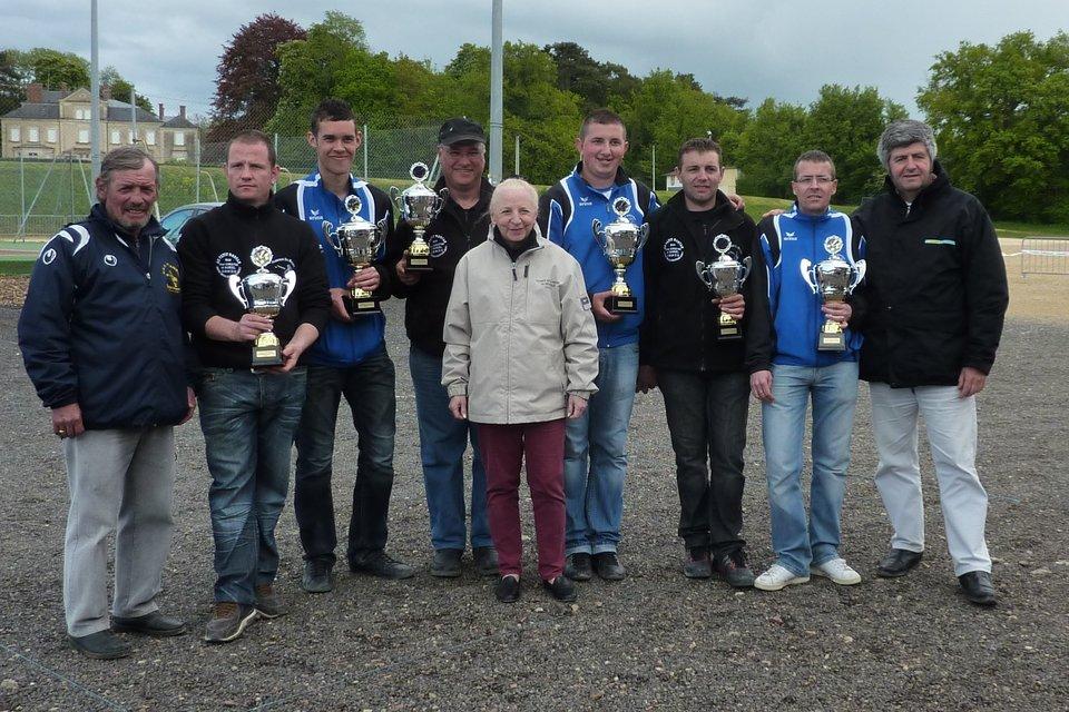 Championnat triplette promotion