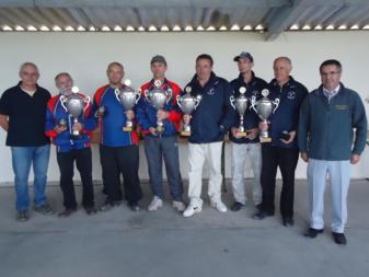 Vainqueurs et finaliste du championnat promotion 2013.