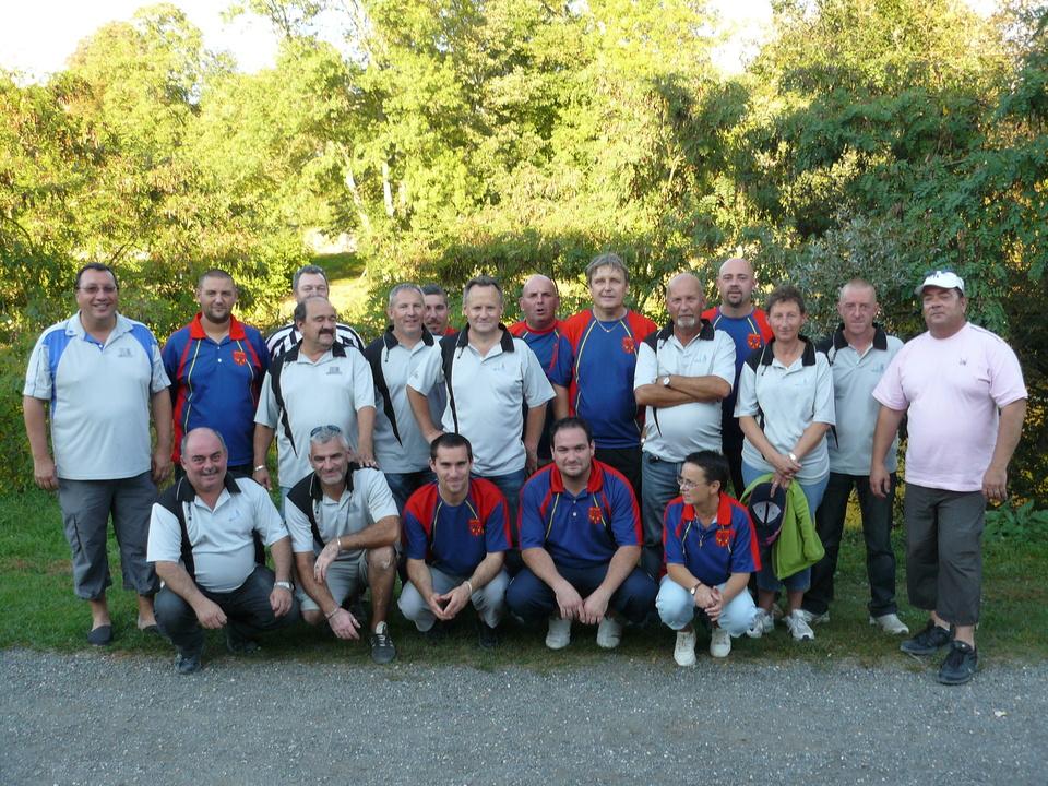 Coupe de France / St Florent bat  Parthenay  16 à 15.
