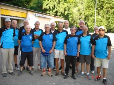 RESULTATS CHAMPIONNAT DES CLUBS EQUIPE 2EME DIVISION