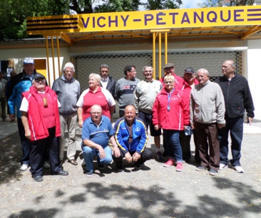 COUPE D'ALLIER VETERANS