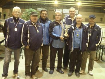 CHAMPIONNAT DES CLUBS 2EME DIVISION