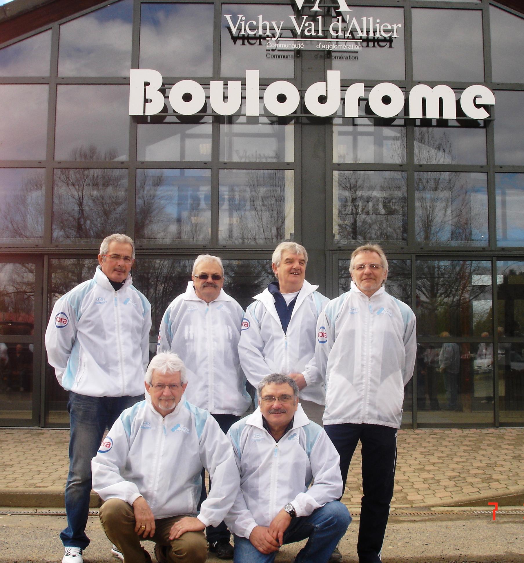 Coupe de l 39 allier for Boulodrome montpellier